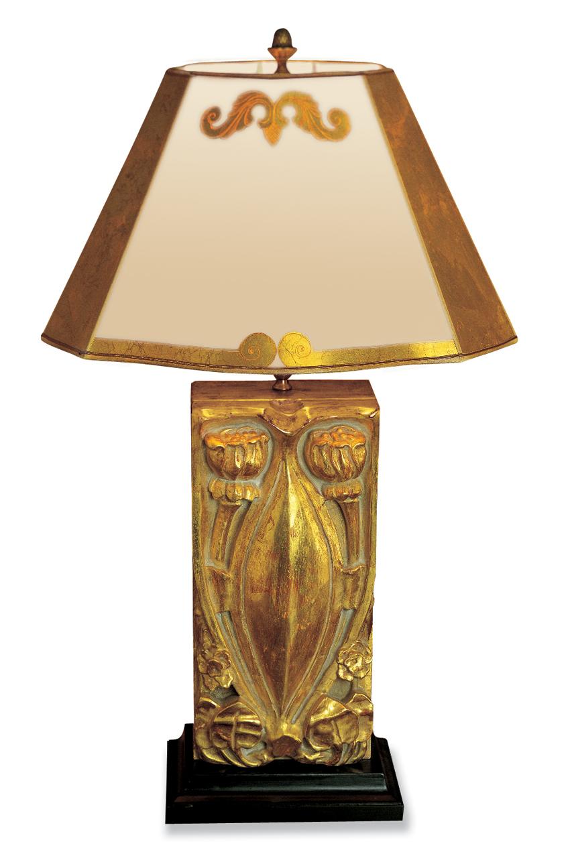 Lotus table lamp palmer design table lamp loftus aloadofball Gallery