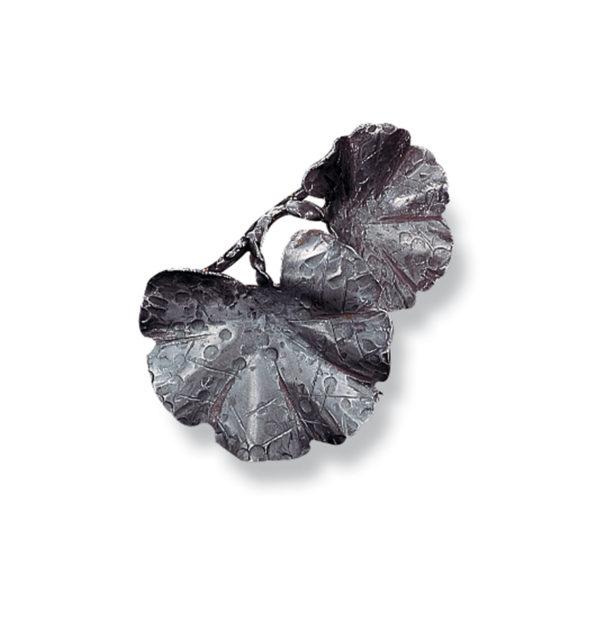 iron-pull-palmer-design-ginko-leaf